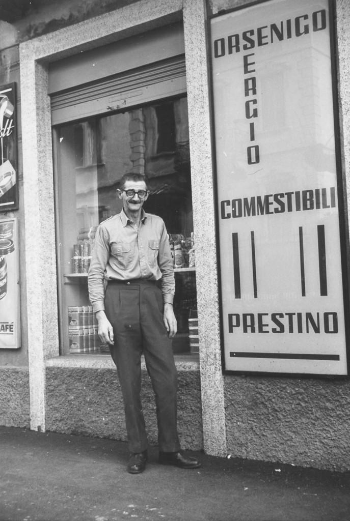 Mario Orsenigo, Settembre 1966