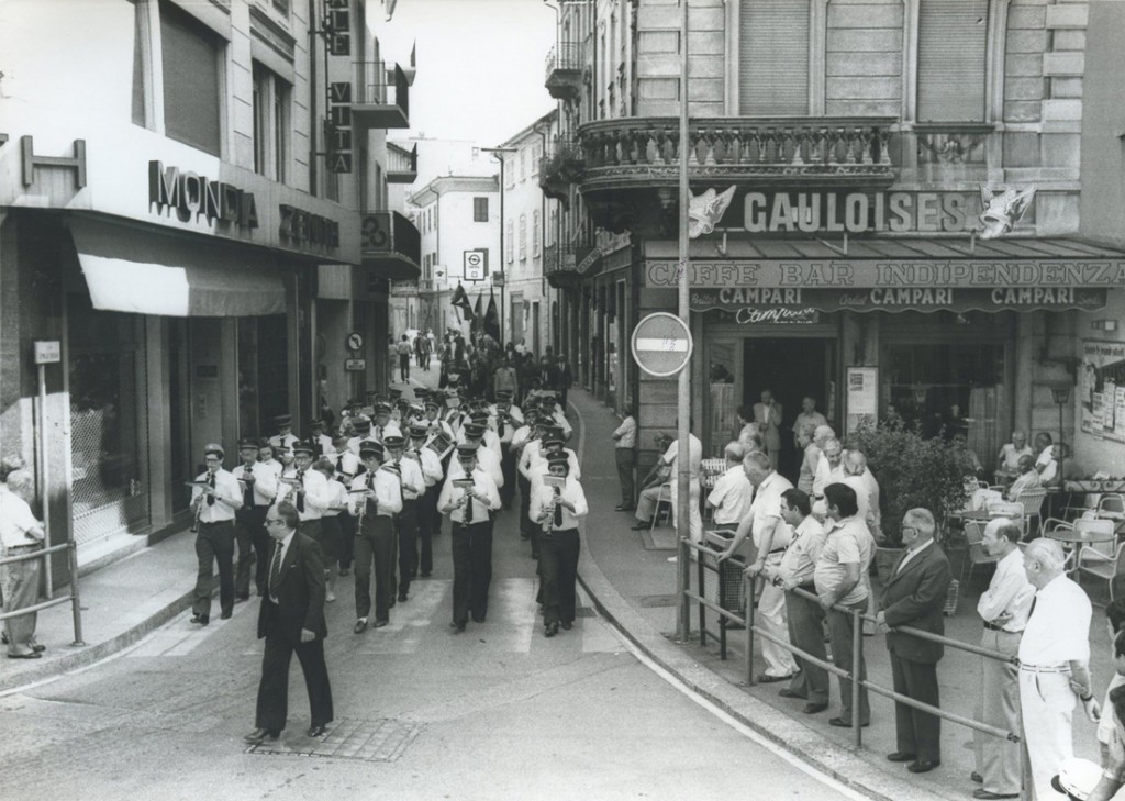 Chiasso Romantics - Bar Indipendenza 1980