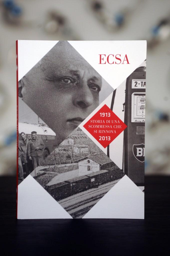 """Balerna: Presentazione del volume """"ECSA 1913-2013: una scommessa che si rinnova"""" di Luigi Clerici"""