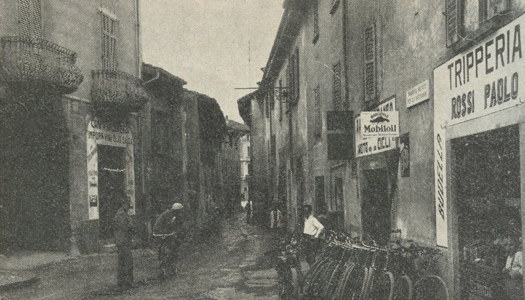 Via Bagneta, 1920