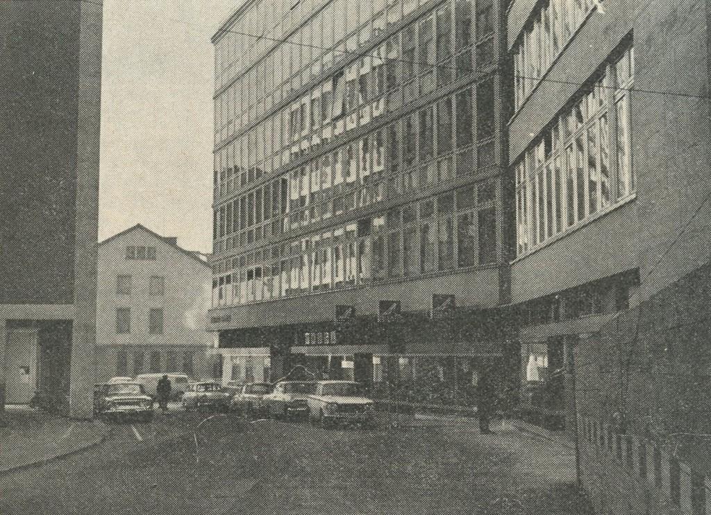 Via Livio, 1967