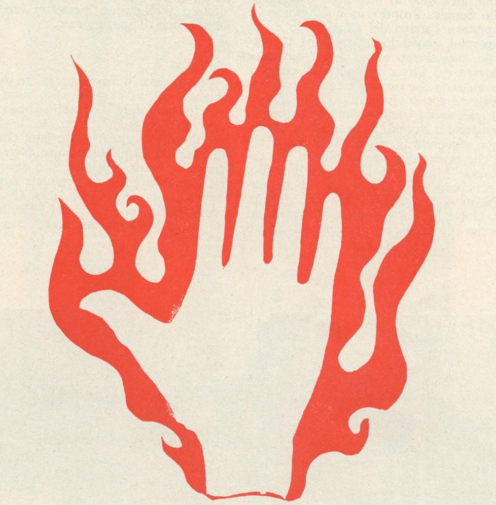 Manifesto ufficiale della celebrazione del 75.mo dei civici pompieri di Chiasso